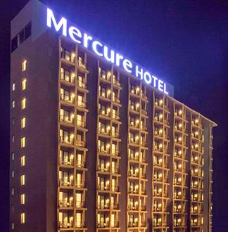 파타야 4성급 머큐어 파타야 오션 리조트 (Mercure Pattaya Ocean Resort)