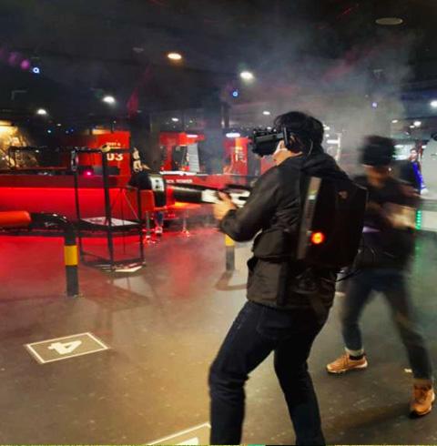 경주 캠프 VR 경주 밀레니엄점 이용권