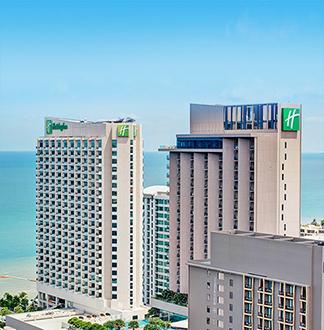 파타야 5성급 홀리데이 인 파타야 호텔 (Holiday Inn Pattaya)