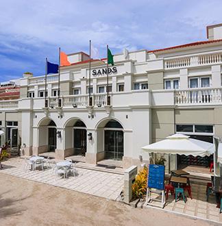 보라카이 4성급 샌즈 호텔 (Boracay Sands Hotel)