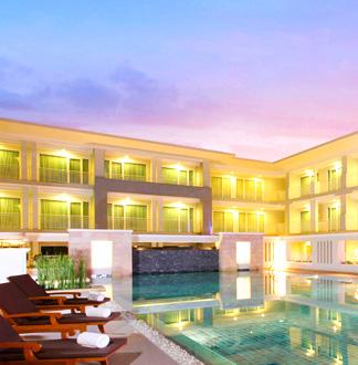 치앙마이 4성급 칸타리 힐즈 호텔 (Kantary Hills Chiang Mai)