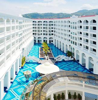 푸켓 5성급 모벤픽 미스 호텔 파통 푸켓 (Movenpick Myth Hotel Patong Phuket)