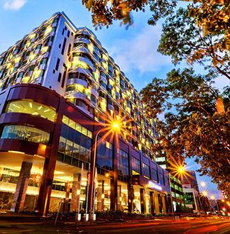 코타키나발루 5성급 힐튼 호텔 (Hilton Kota Kinabalu)