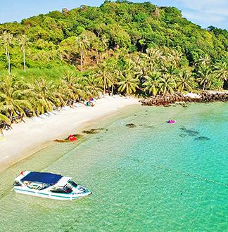 푸꾸옥 스피드 보트 남부섬 호핑 투어