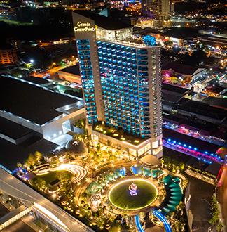 파타야 5성급 그랑데 센터 포인트 터미널 21 호텔 (Grande Centre Point Pattaya)