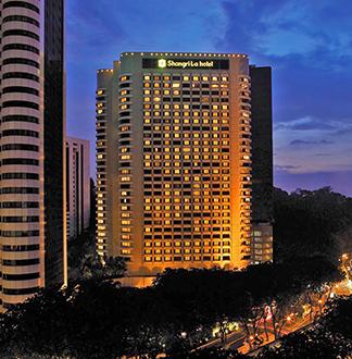 쿠알라룸푸르 5성급 샹그릴라 호텔 (Shangri - La Hotel Kuala Lumpur)