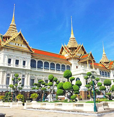 태국 방콕여행 왕궁 + 에메랄드사원 + 왓포사원 + 아유타야 1일투어 (한국어 가능 가이드 포함)