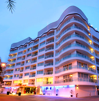 파타야 5성급 아마리 노바 스위트 파타야 호텔 (Amari Nova Suites Pattaya)