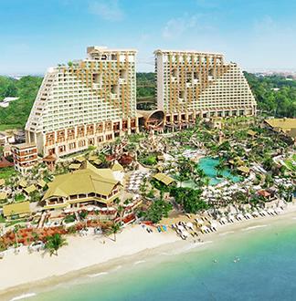 파타야 5성급 센타라 그랜드 미라지 비치 리조트 (Centara Grand Mirage Beach Resort)