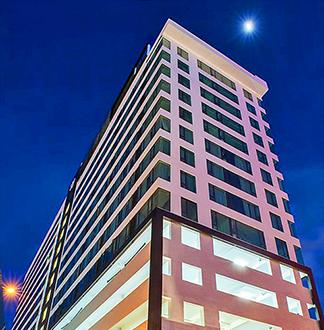 코타키나발루 4성급 스카이 호텔 (Sky Hotel Kota Kinabalu)