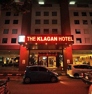 코타키나발루 3성급 더 클라간 호텔 (The Klagan Hotel)