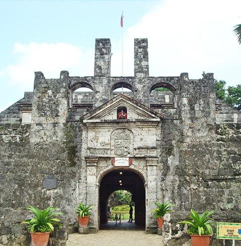 필리핀 세부 시내 투어 (시내관광 + 유람디너 + 마사지 + 공항샌딩)