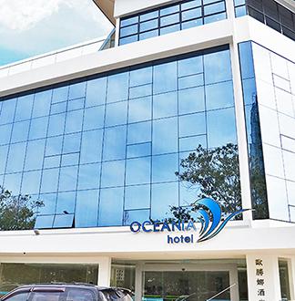 코타키나발루 3성급 오세아니아 호텔 (Oceania Hotel)