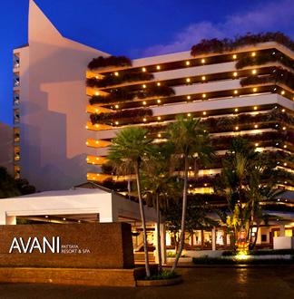 파타야 5성급 아바니 파타야 리조트 (Avani Pattaya Resort)