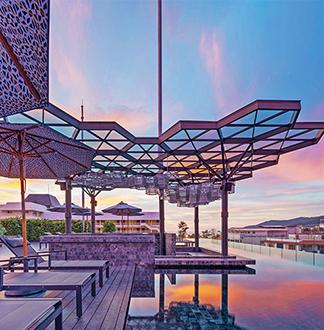 푸켓 5성급 인디고 푸켓 파통 (Hotel Indigo Phuket Patong)