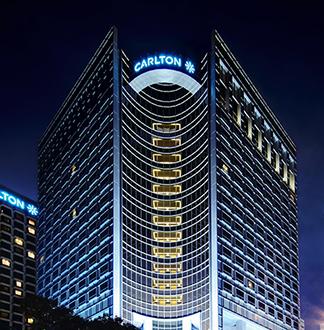싱가포르 4성급 칼튼호텔 (Carlton hotel)