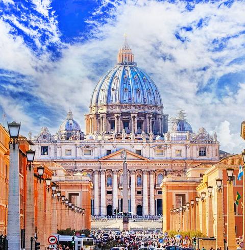 이탈리아 로마 성 베드로 대성당 우선 입장권
