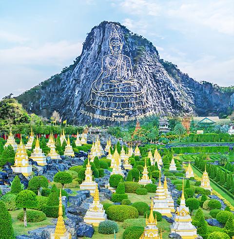 태국 파타야여행 반나절(오전/오후) 투어 (픽업/샌딩 포함)