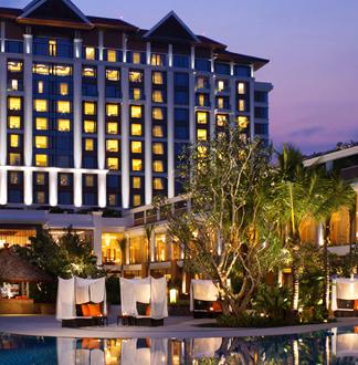 치앙마이 5성급 샹그릴라 호텔 (Shangri-La Hotel Chiang Mai)