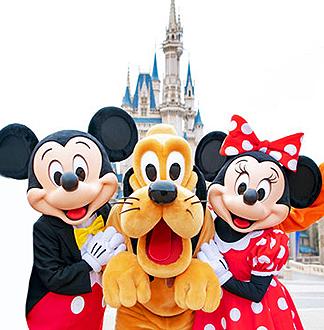도쿄 디즈니랜드, 디즈니씨 입장권