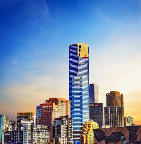 호주 멜버른 유레카 스카이덱 88 전망대 입장권