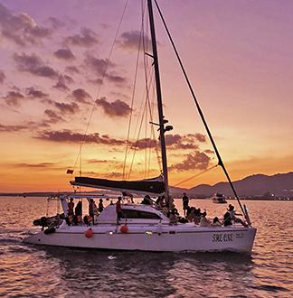 푸켓 산호섬 바나나비치 요트 선셋 투어 + 한국인가이드 (픽업/샌딩 포함)