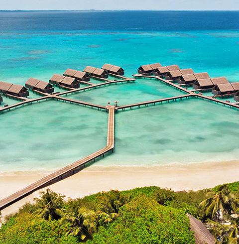 몰디브 샹그릴라 빌링길리 3박4일 (Shangri - la Villingili Maldives)