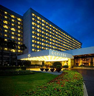 마닐라 5성급 소피텔 필리핀 플라자 호텔 (Sofitel Philippine Plaza Manila)